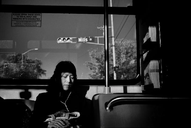 people on the bus... revealed by Michael Sullivan