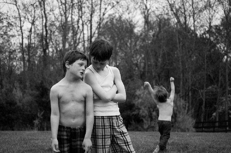 Brothers by Rebecca Moseman