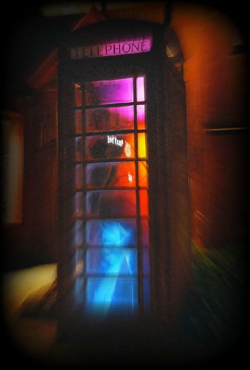 Paranormal Phone Call by William Chandler