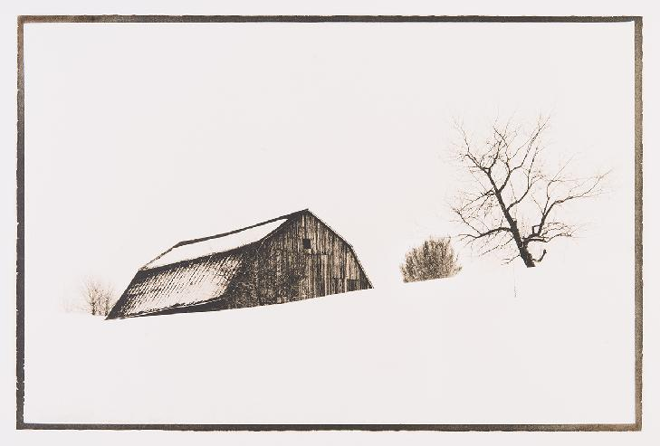 Old North Barn by Melanie Considine