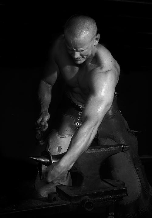 The Farrier  by Paul Ivanushka