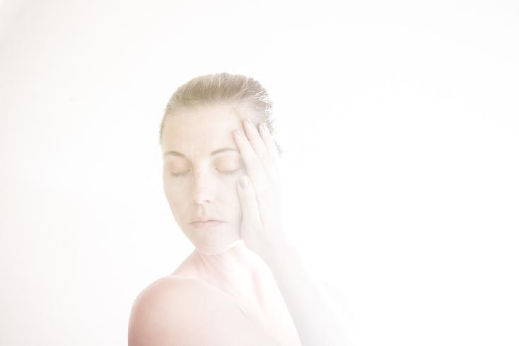 Untitled from the series Inquietude by Gina Cholick
