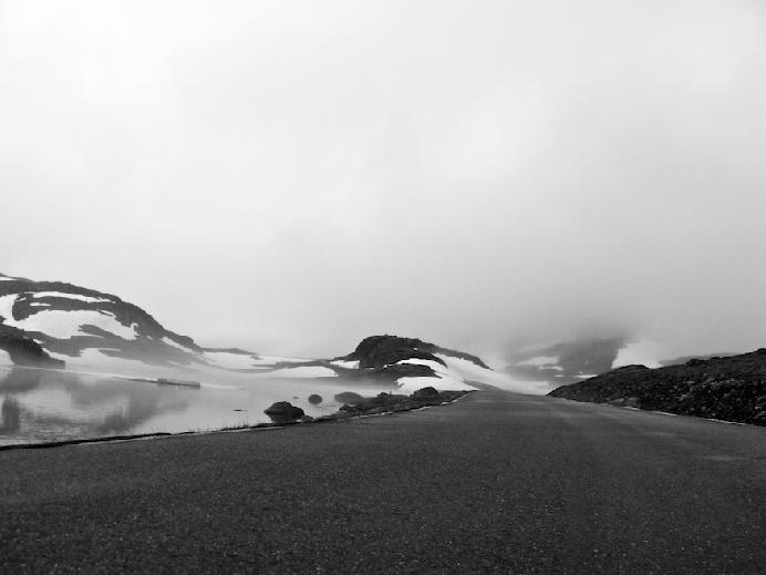 The Road to Nowhere Never Ends by Thomas Pickarski