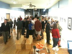 Reception for Ways of Seeing
