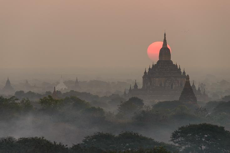 Mystical Bagan by Jeff Dannay